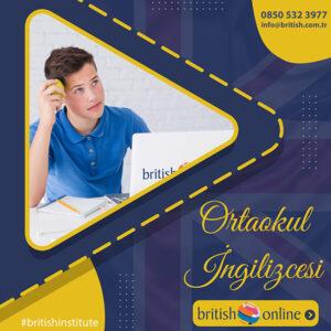 ORTAOKUL İNGİLİZCESİ (ONLİNE)